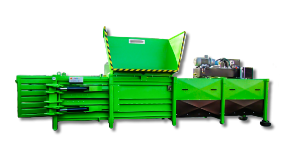 horizontal baler – 800Plus