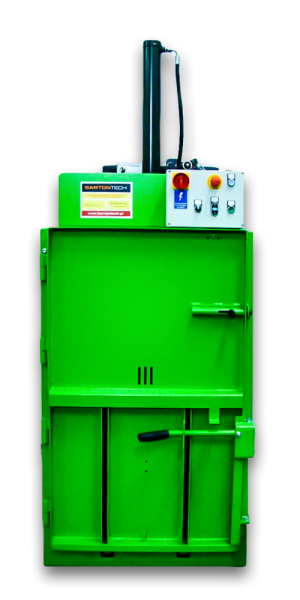 vertical baler 50Plus
