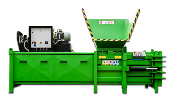 horizontal baler – 400Plus
