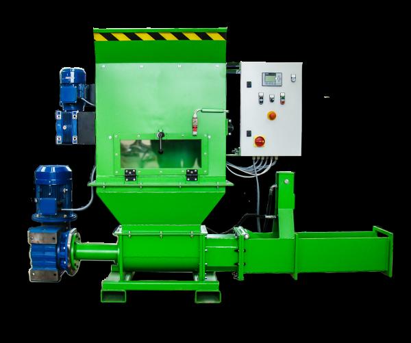 Compactor, press polystyrene EPS C-50