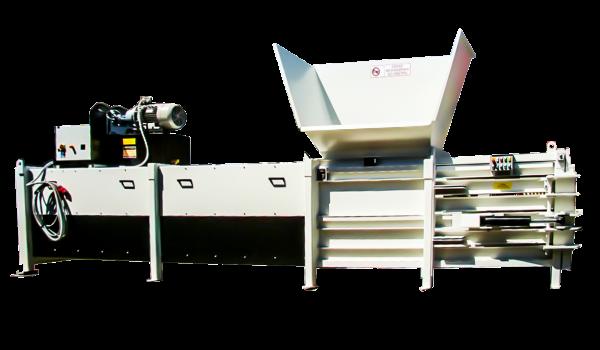 horizontal baler – 600MAX