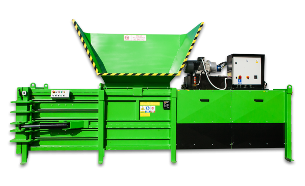 horizontal baler – 600Plus