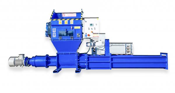 Compactor, press polystyrene EPS C-200